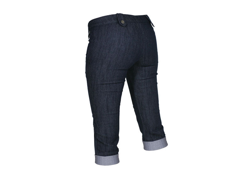 The TUMBLER Stretch Denim Peddle Pusher - ONLY SIZE MEDIUM LEFT!