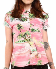 The GO GO Hawaiian Top
