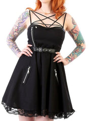 The PENTAGRAM Motorcycle Dress