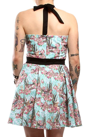 The HE-HAW Hawaiian Cactus Dress