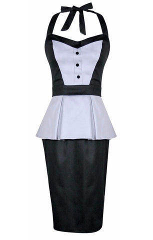 The STEVIE Tuxedo Dress