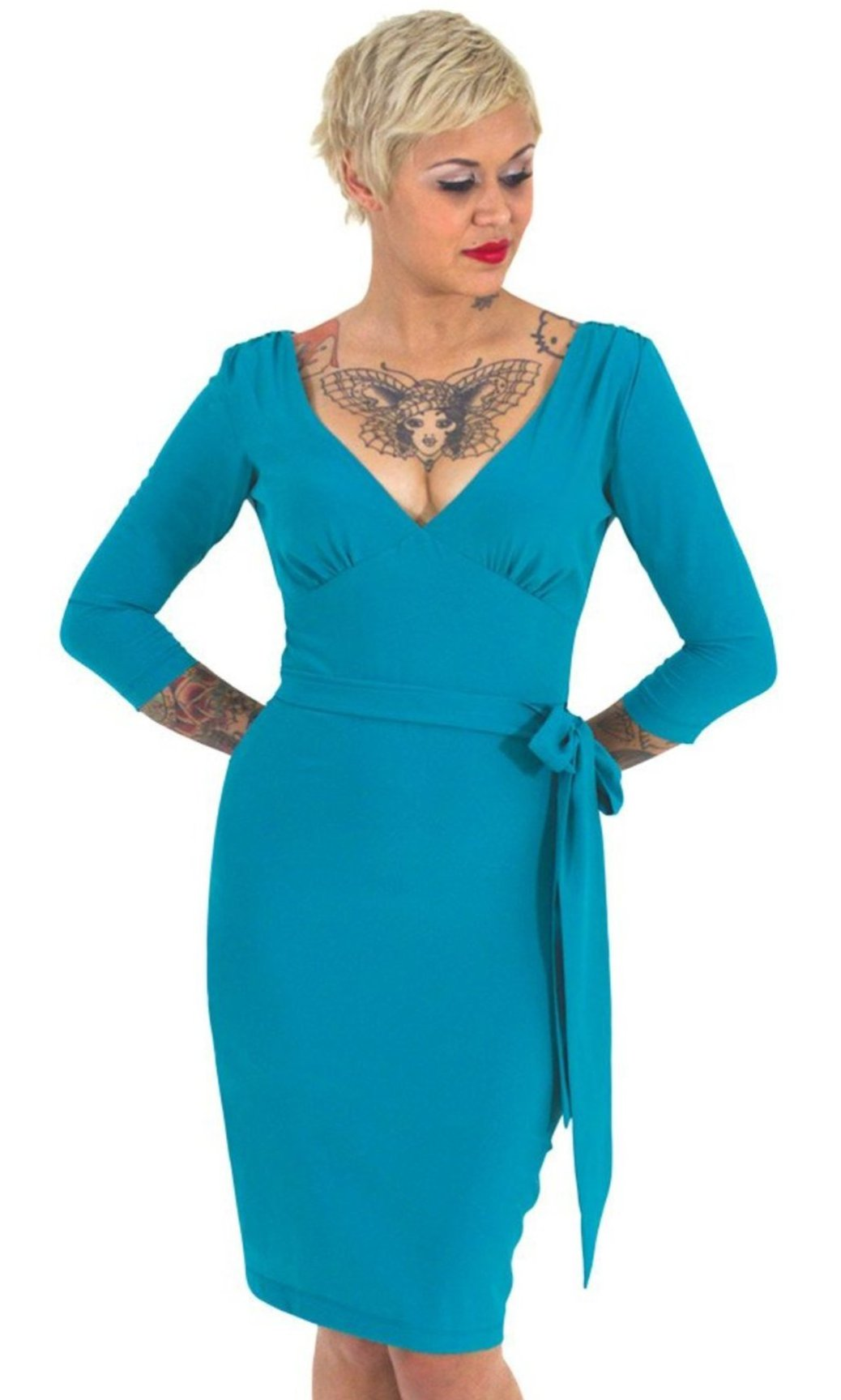 The AVA JADE Dress - 50% OFF!