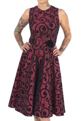 The BELLA Full Circle Dress - SIZE SMALL ONLY!