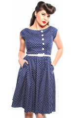 The DOTTIE WEST Dress - LAST ONE IS A SMALL!