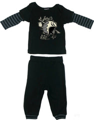 The ONE FOR THE ROAD Toddler Pajama Set