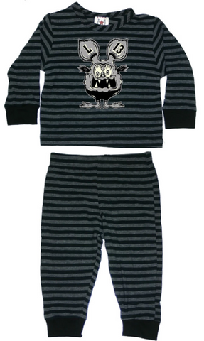 The SPONGE RAT Toddler Pajama Set