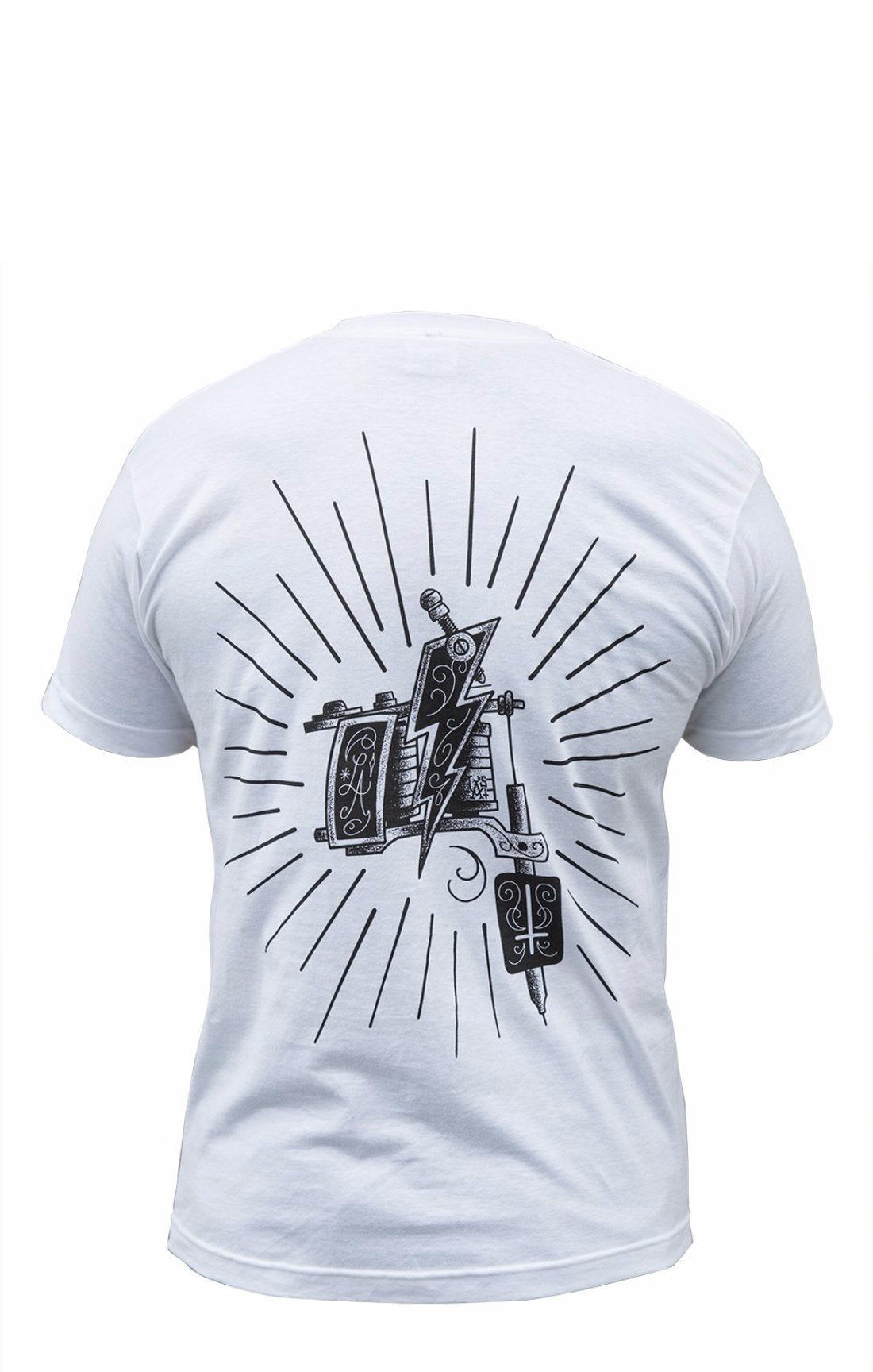 The MACHINE Tee by Lucky Aki