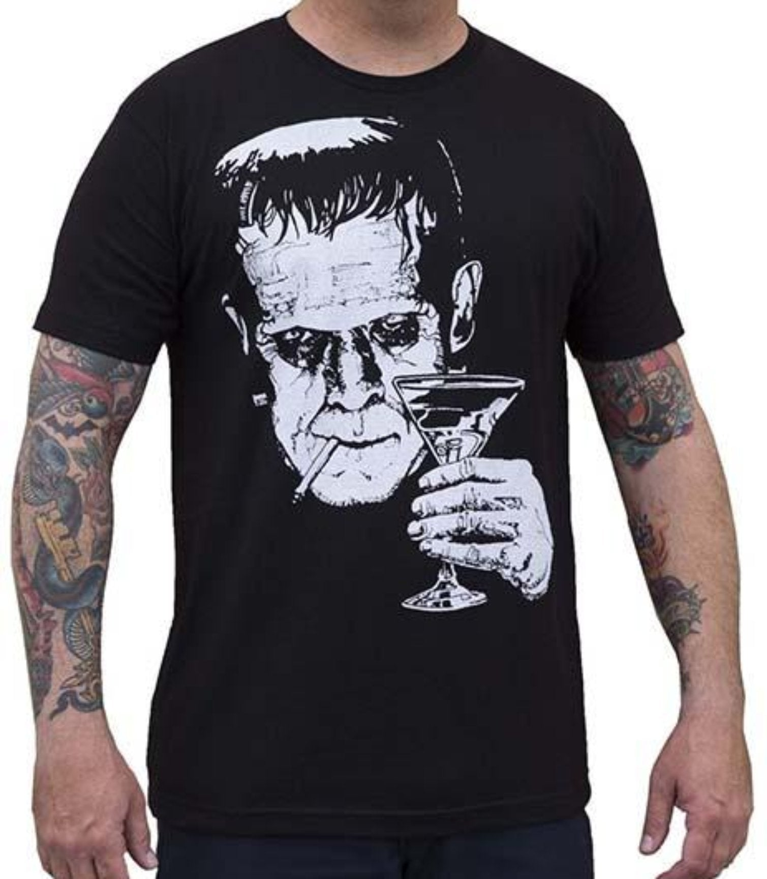 The MONSTER MARTINI Tee