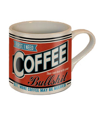 The COFFEE FIRST Diner Mug