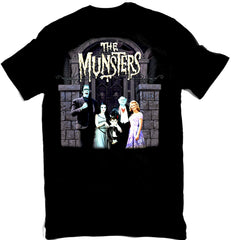 The MUNSTERS FAMILY PORTRAIT Tee