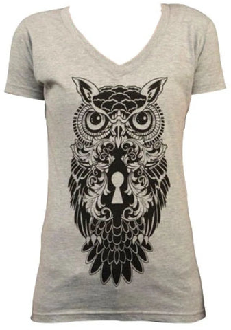 The NIGHT WATCH V-Neck Tee