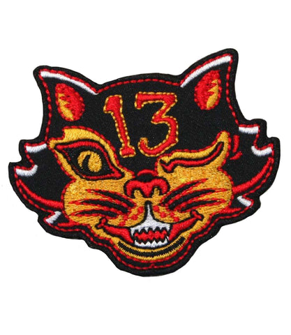 The BLACK CAT 13 patch