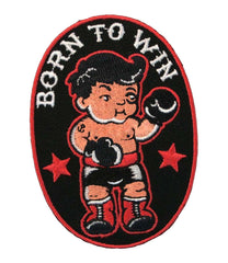 The BORN TO WIN Patch