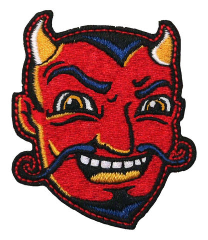 The LAUGHING DEVIL Patch