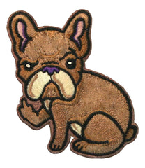 The RUDE FRENCHIE Patch