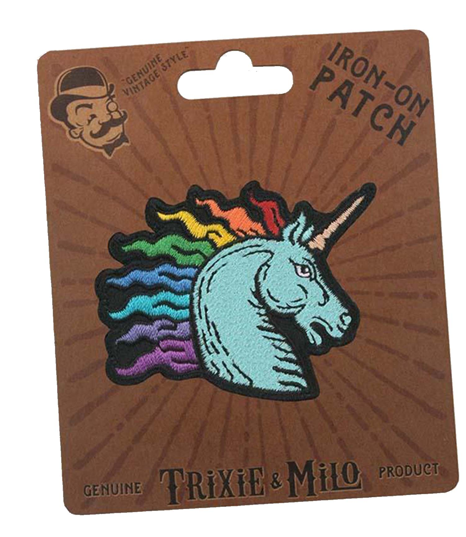 The RAINBOW UNICORN Patch