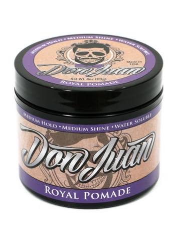 Don Juan - ROYAL Medium Hold Medium Shine Pomade