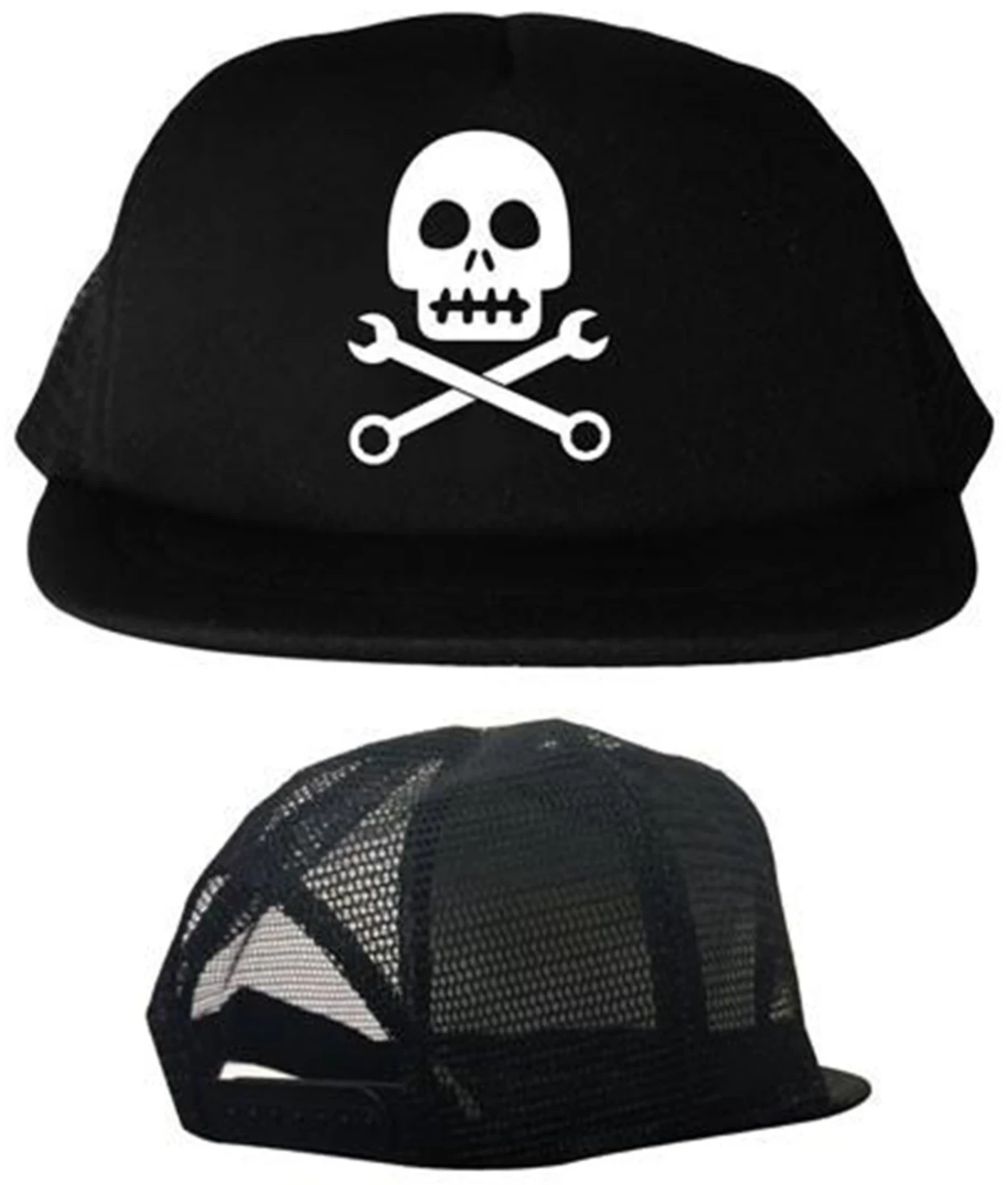 SKULLY Youth Trucker Cap