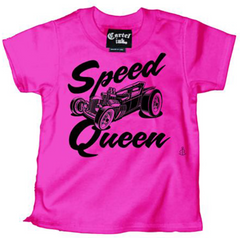 SPEED QUEEN Kid's Tee