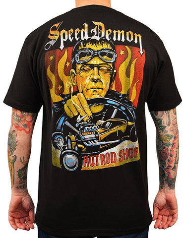 The SPEED DEMON Tee