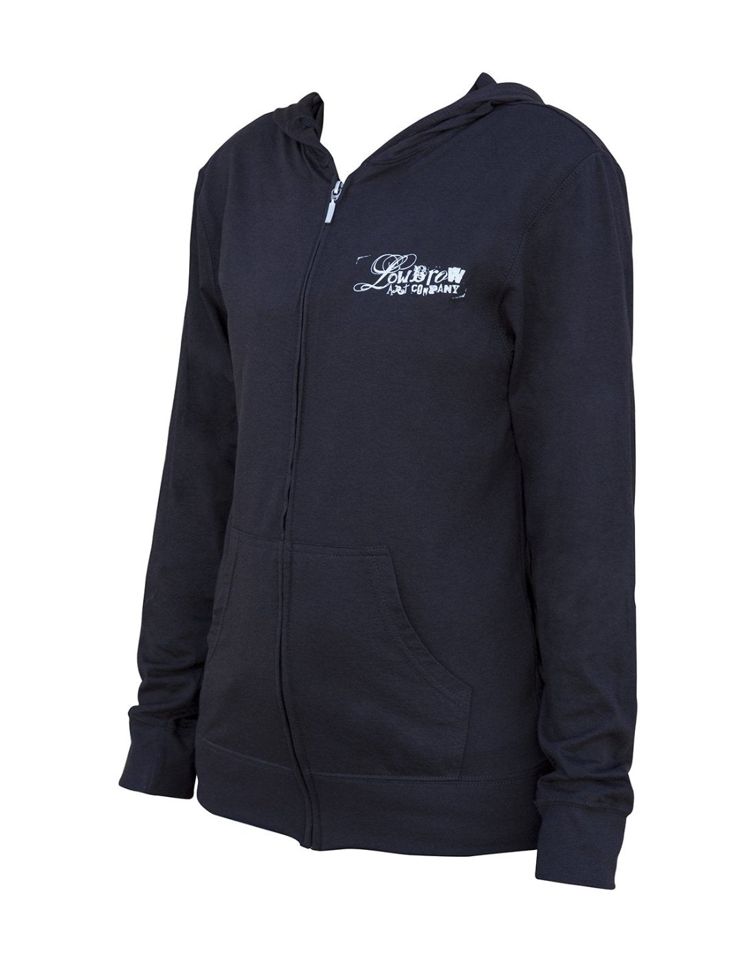 The SPIDER GIRL Women's Full Zip Fleece Hoodie