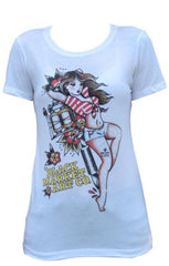 The TATTOO TRADITION Girls Tee