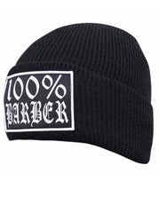 The 100% BARBER Beanie