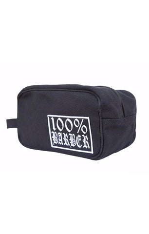 The 100% BARBER Travel Bag