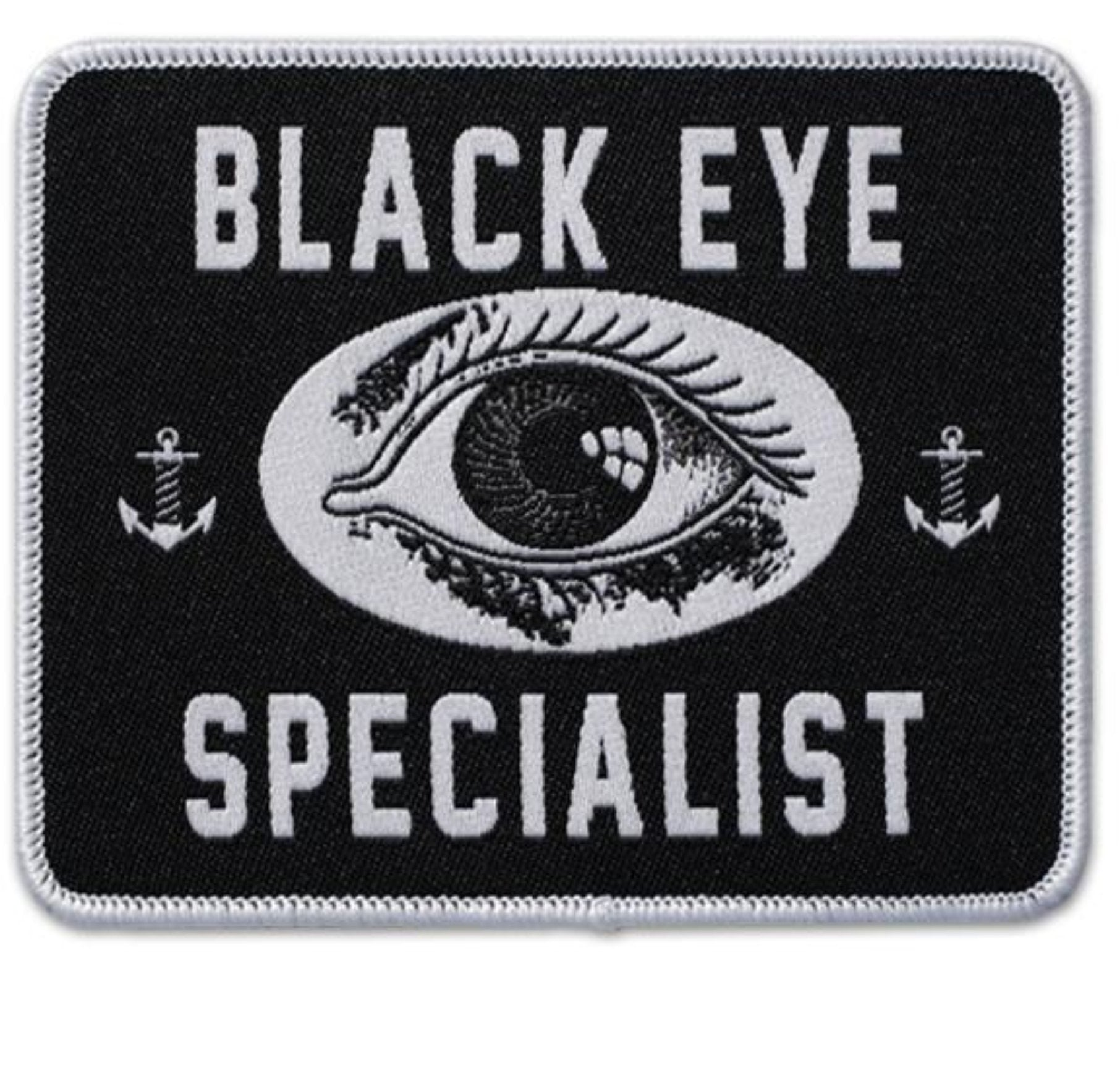 The BLACK EYE SPECIALIST Patch