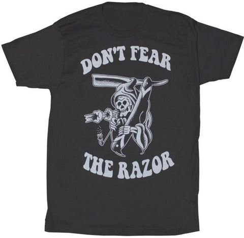 The DONT FEAR THE RAZOR Tee