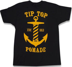 The STAY GOLD ANCHOR Tee
