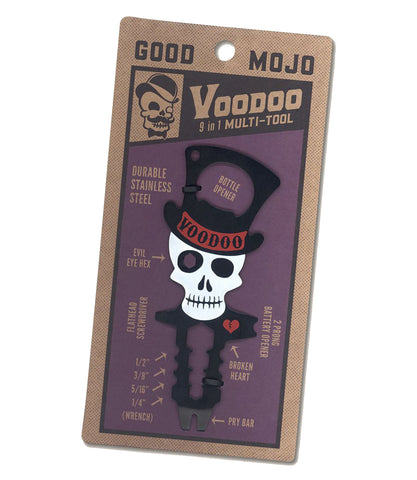 The VOODOO 9 in 1 Multi-Tool