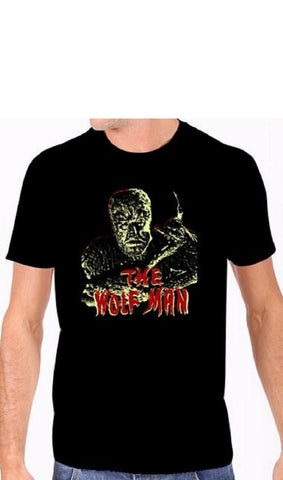 The WOLFMAN Glow In The Dark Tee