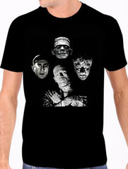 The HORROR BAND Tee