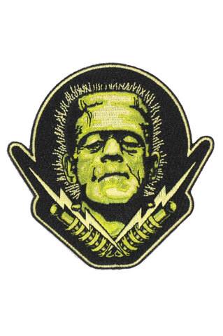 "The FRANK-N-BOLTS 4"" Patch"