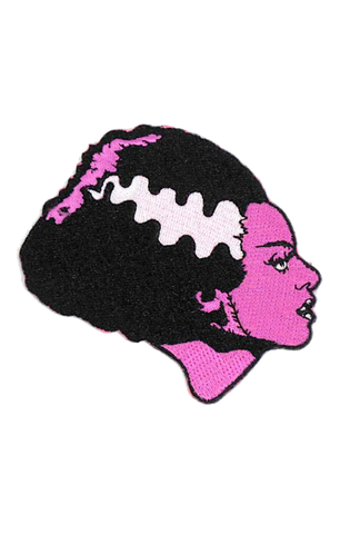 "The PINK BRIDE 3"" Patch"