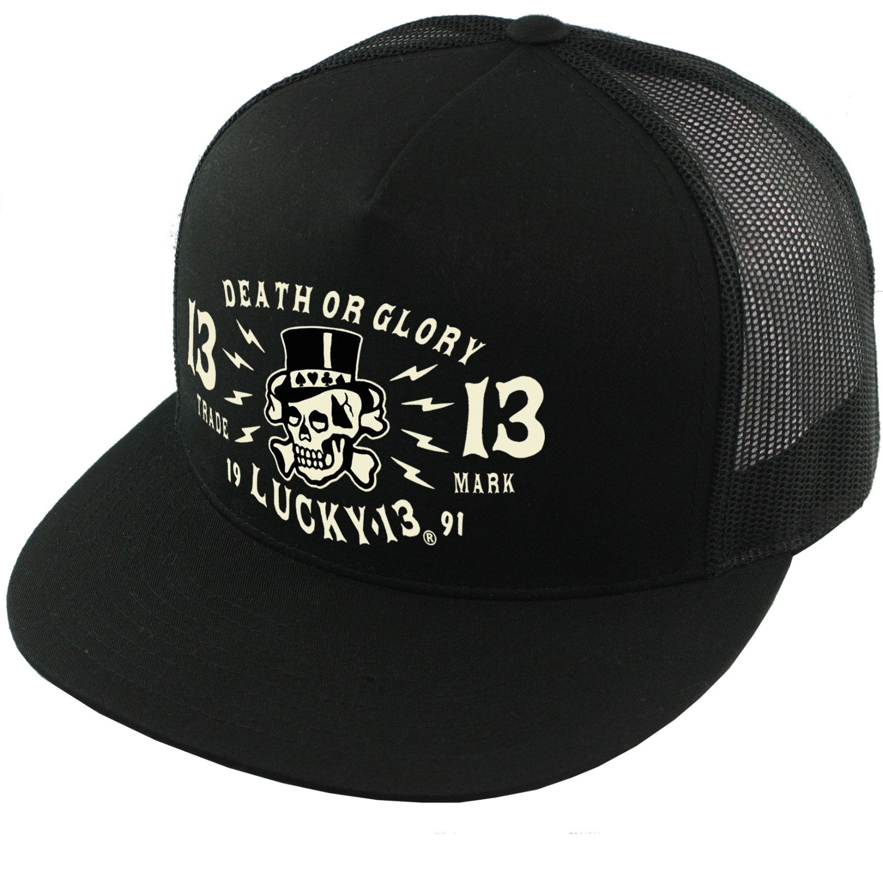 The DEATH OR GLORY Trucker Cap