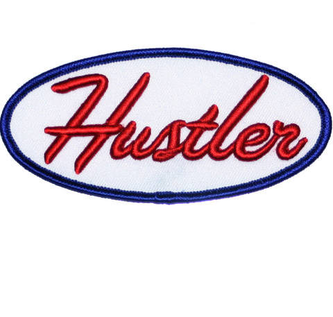 The HUSTLER Patch