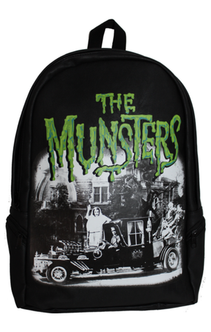 The MUNSTERS FAMILY COACH Backpack