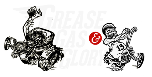 Grease, Gas And Glory