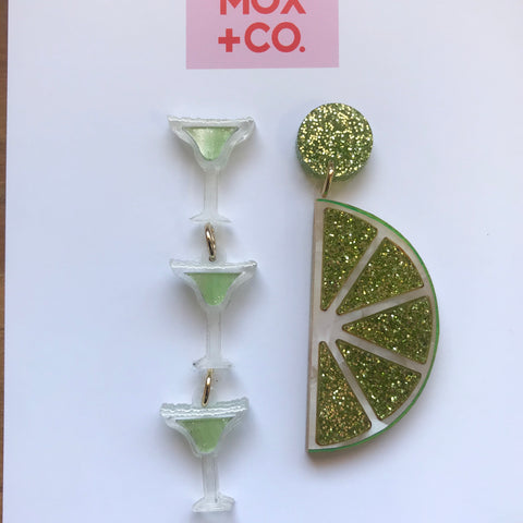 Lime and Margarita Dangles