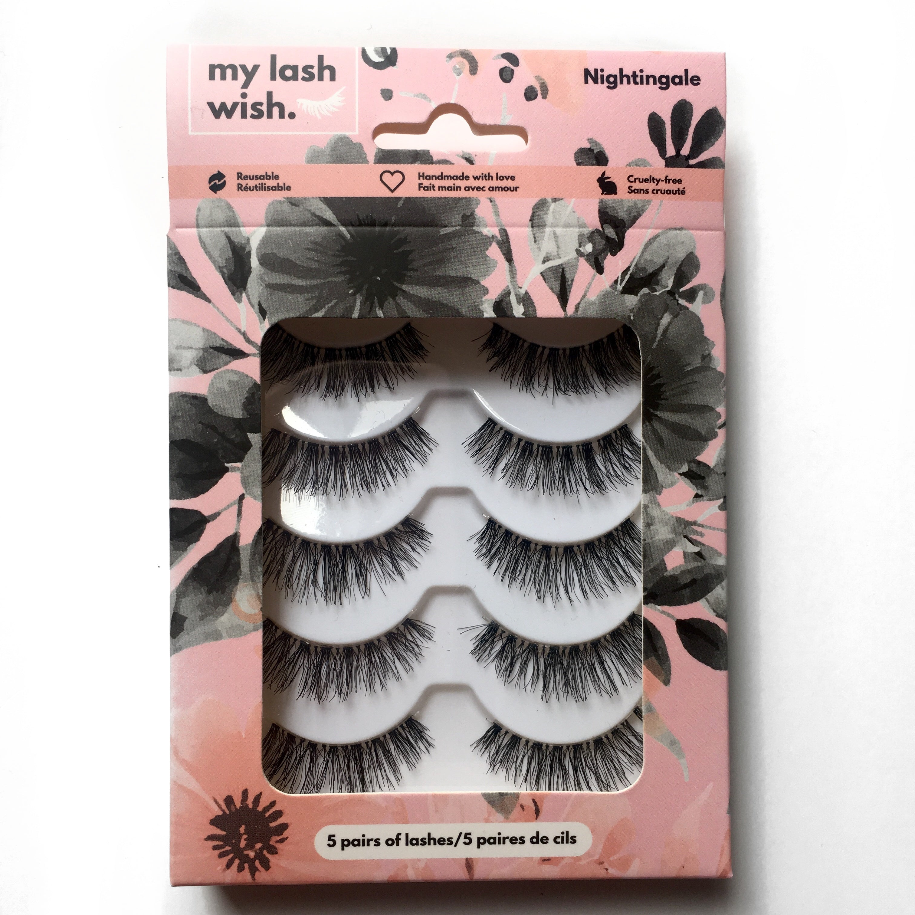 Nightingale - My Lash Wish