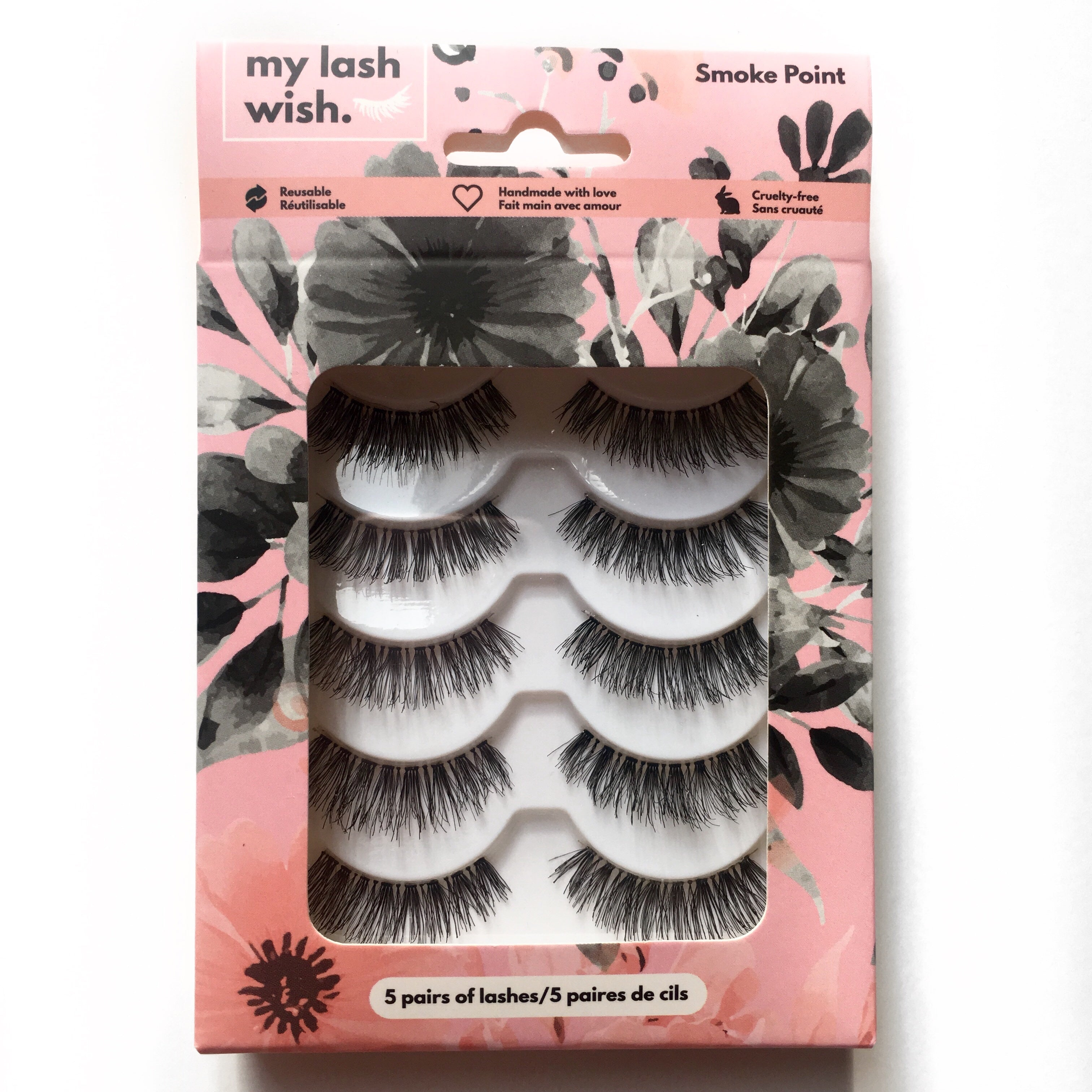 Smoke Point - My Lash Wish