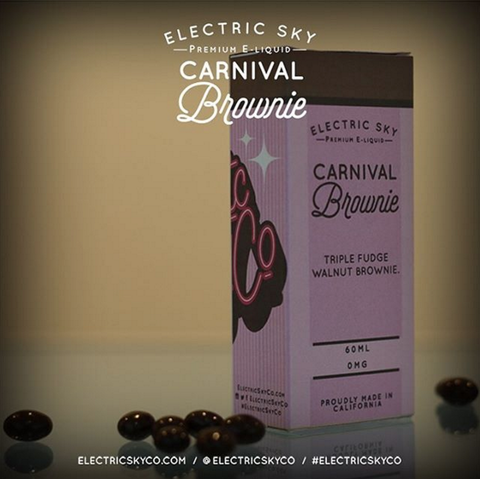 Carnival Brownie 60ML
