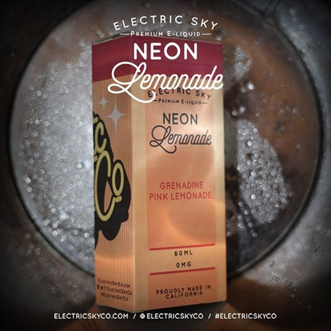 Neon Lemonade 60ML