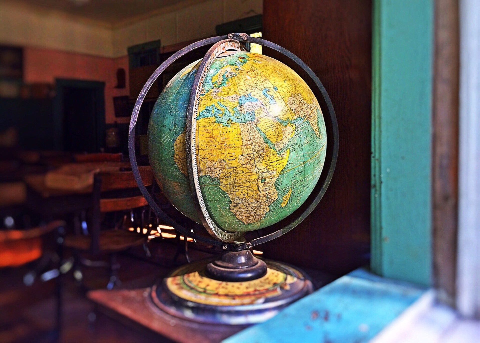 Table Top Globe
