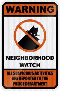 How Can I Protect my Neighborhood?