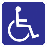 Handicapped &  ADA Signs