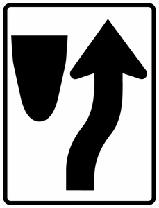 BR4-7-Movement Restriction Sign - Municipal Supply & Sign Co.