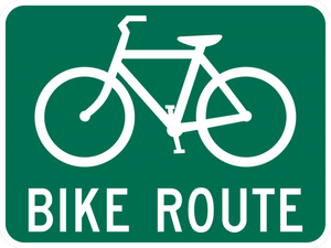 D11-1-Bike Route - Municipal Supply & Sign Co.